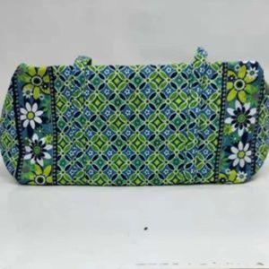 NWT Vera Bradley large duffel Bag Daisy Daisy